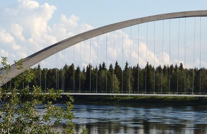 Bågbron Tärendö