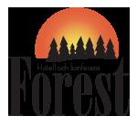 Logotyp Forest Hotel