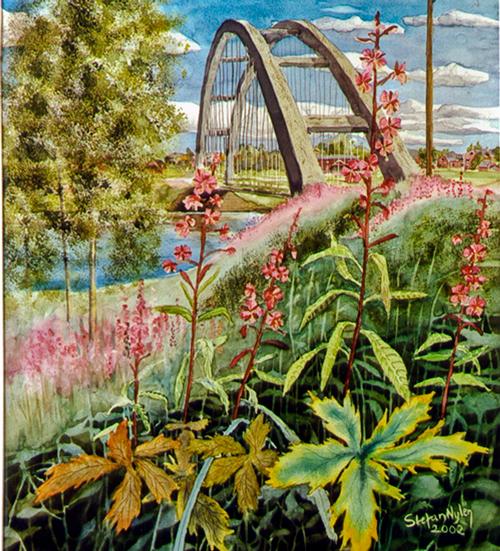 Bågbron