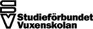 Logotyp Studieförbundet Vuxenskolan
