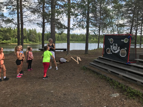 Tärendöveckan 2019 - foto Kajsa Aidanpää