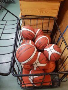 Basketträning för barn @ Sporthallen