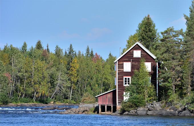 Kvarnen på Pänninsaari